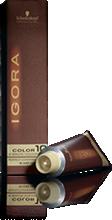 IGORA COLOR 10 - перманентный краситель 10 минут от Schwarzkopf Professional