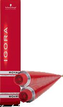 Крем-краска IGORA ROYAL от Schwarzkopf Professional